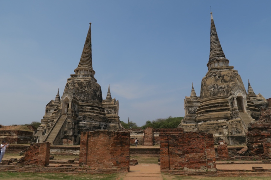 What Phra Si Sanphet