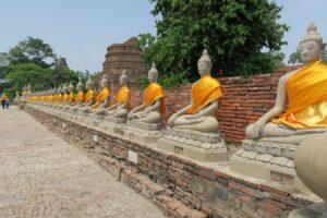 Boeddhas Ayutthaya
