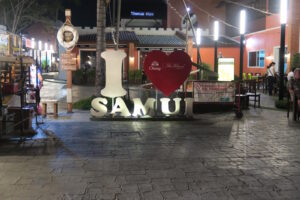 I love Samui