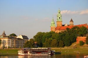 Leuke stedentrips Europa: Krakau