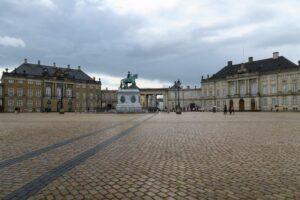 Wat te doen in Kopenhagen: koninklijk paleis