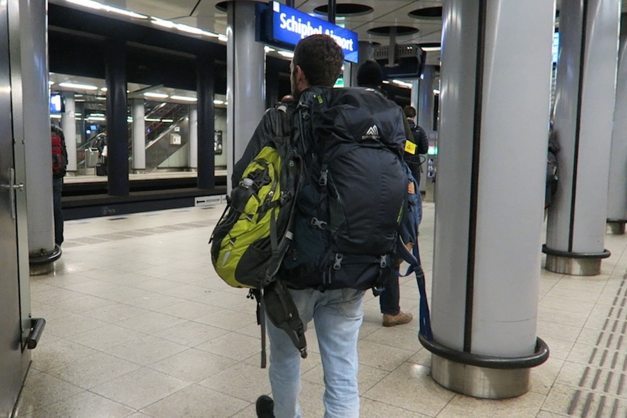 Wat is een backpacker