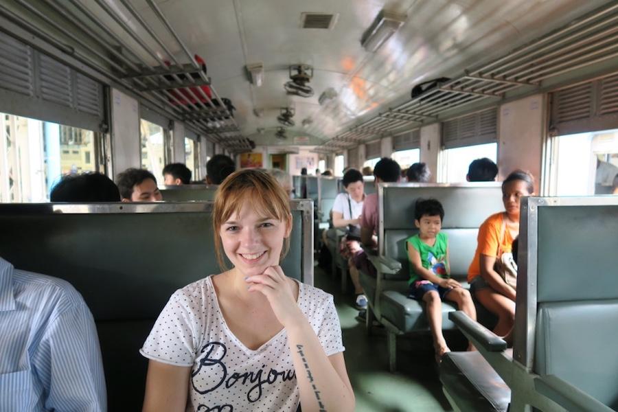 Eerste keer backpacken Thailand