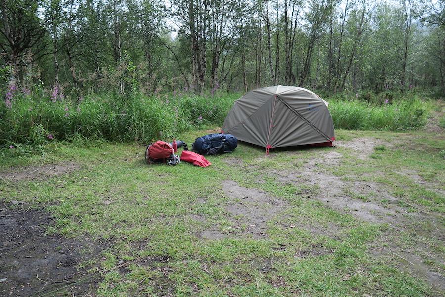 Wildkamperen Zweden