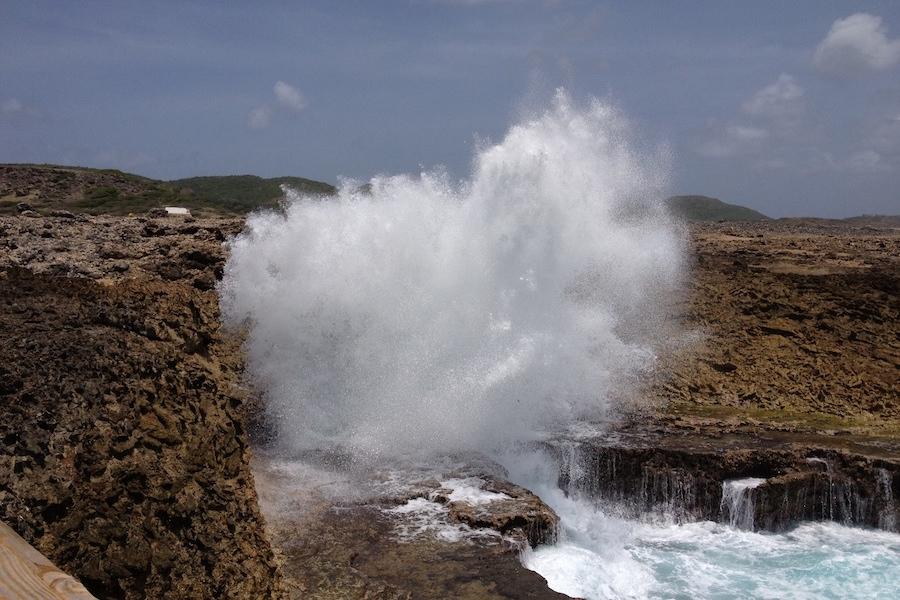 Shete Boka park, Curaçao