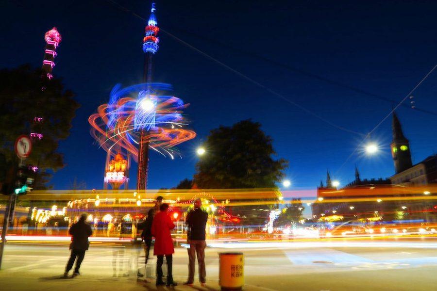 Attractiepark Tivoli Gardens Kopenhagen