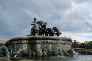 Gefion fontein Kopenhagen