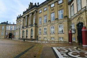 Koninklijk paleis Kopenhagen