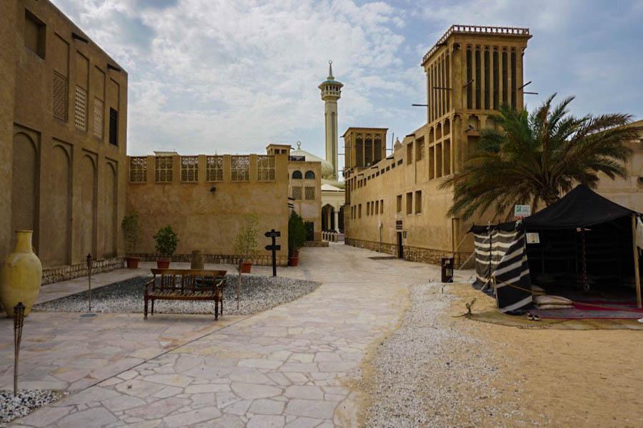 Oud Dubai Al Bastakiya