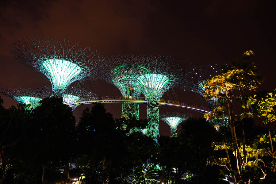Gardens By The Bay Singpore