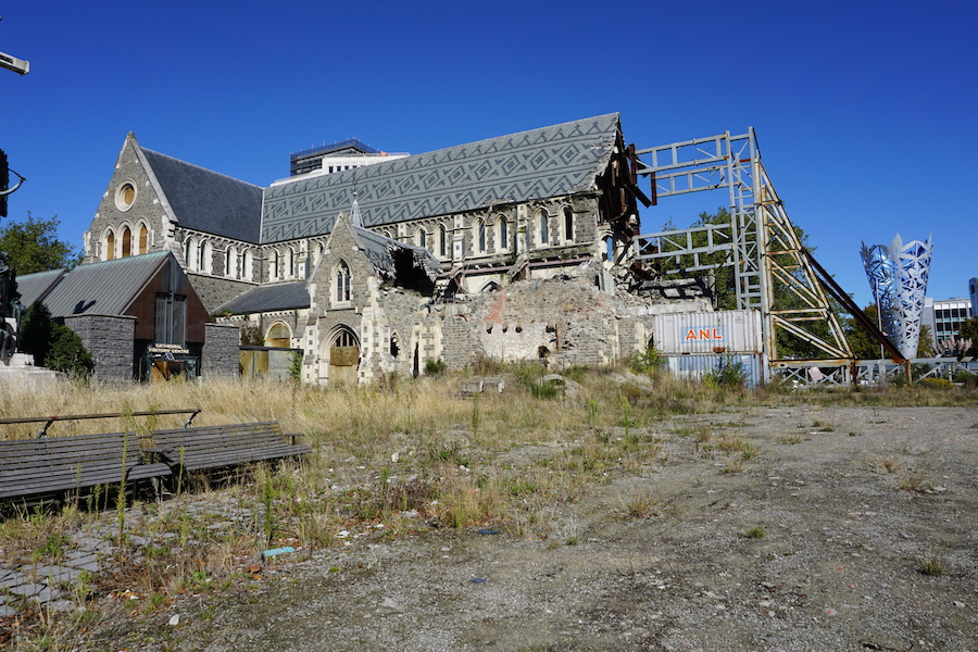 Kathedraal Christchurch