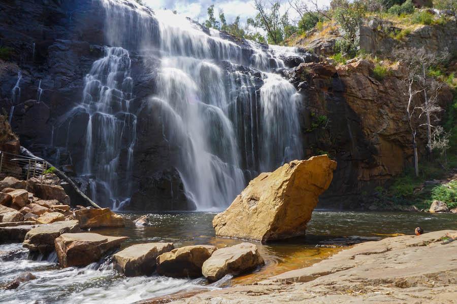 McKenzie Waterfall Grampians