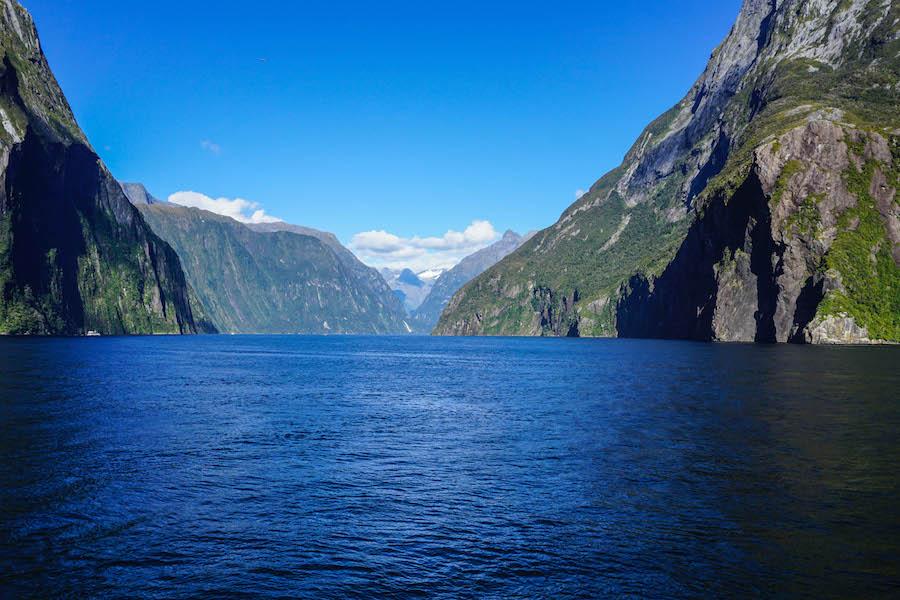 Milford Sound Nieuw-Zeeland
