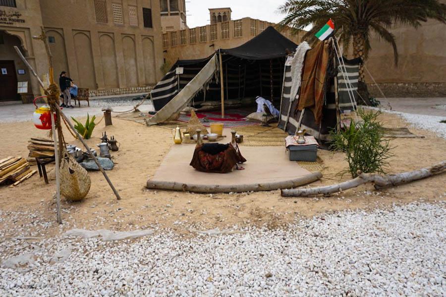 Oude Dubai