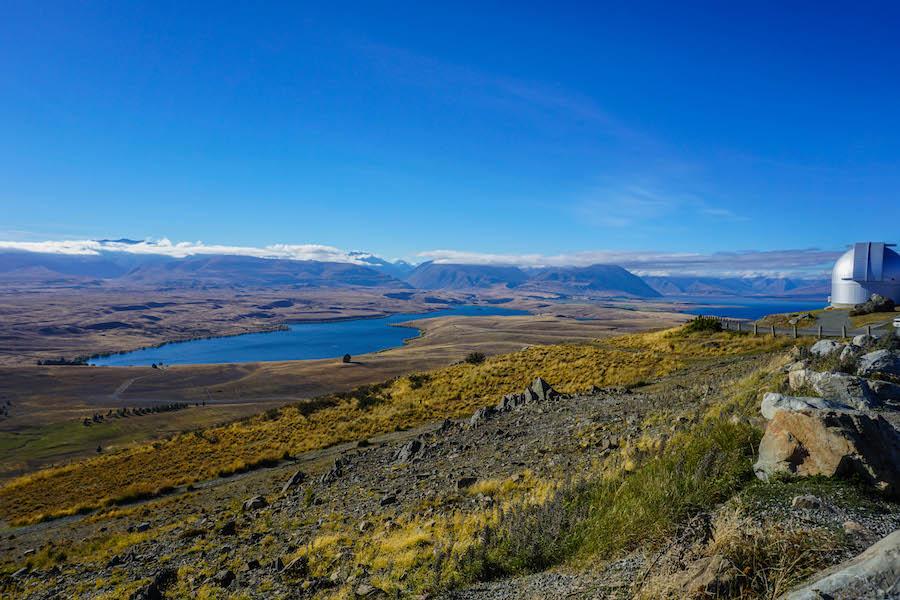 Mt John view