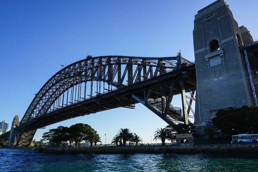 Harbour Brug in Sydney