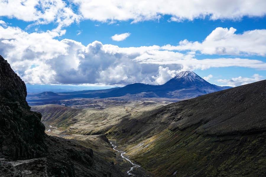 Tongariro Mount Doom