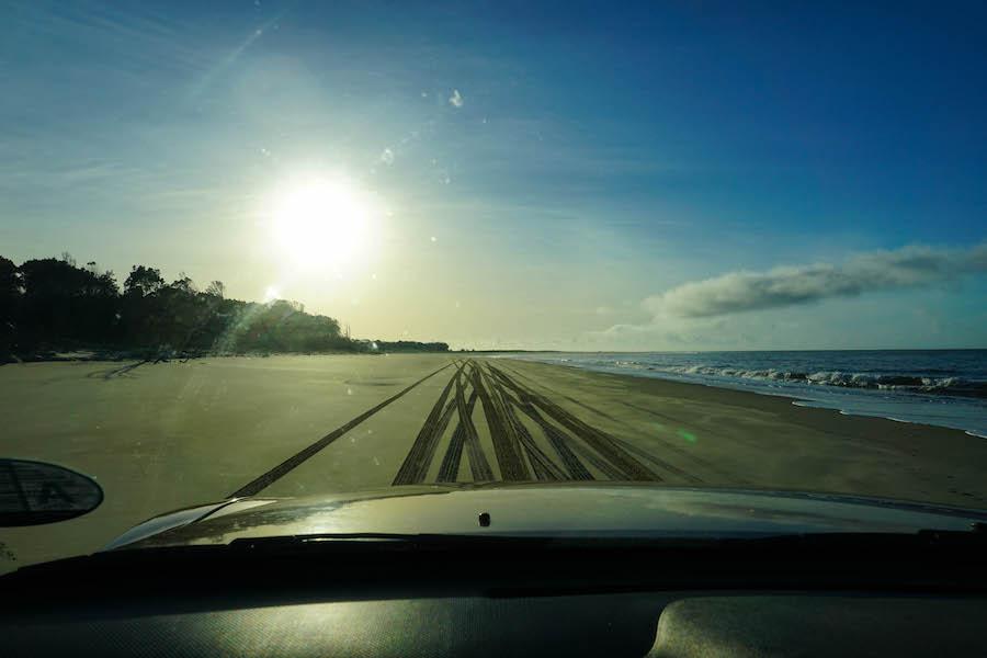 75 mile beach