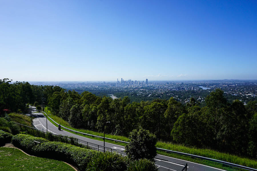 Mount Coot-Tha Brisbane