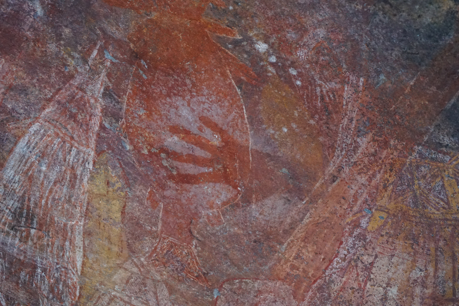 Aboriginal art Kakadu