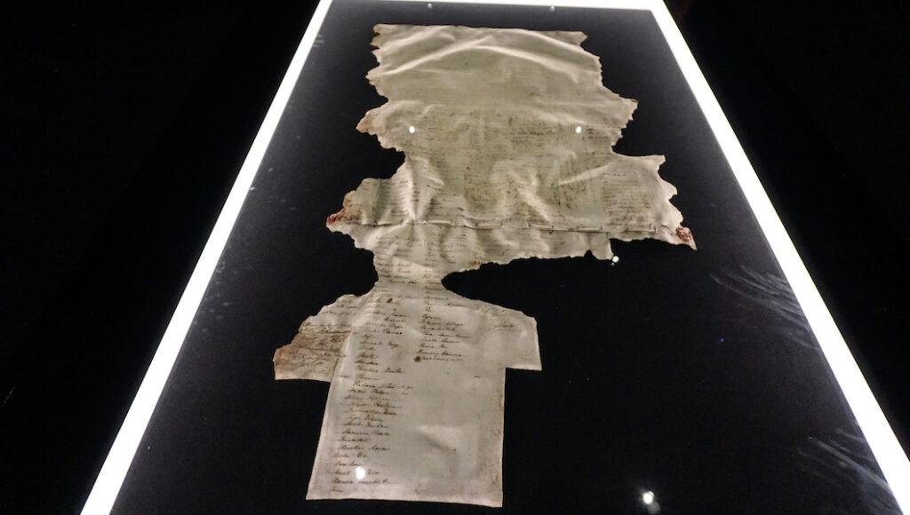 Het verdrag van Waitangi