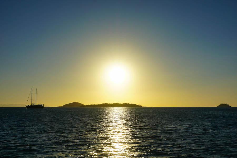 Whitsundays oostkust Australië