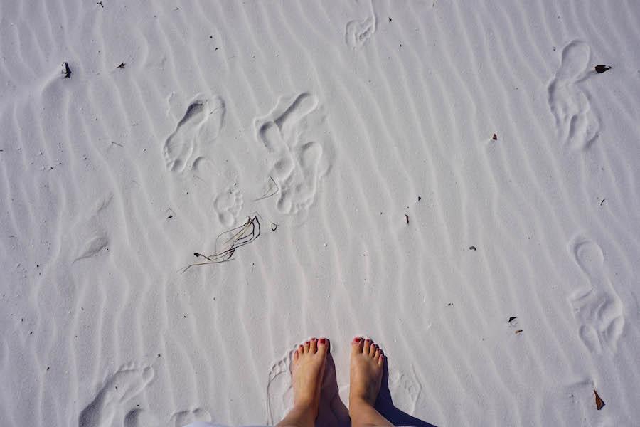 Whitehaven Beach oostkust Australië