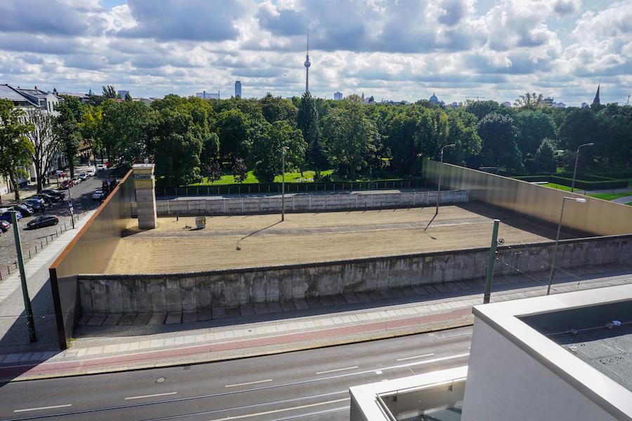 Gedenkstätte Berlijnse Muur