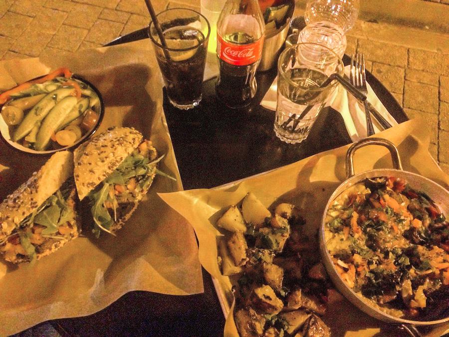 Veganistisch eten Tel Aviv