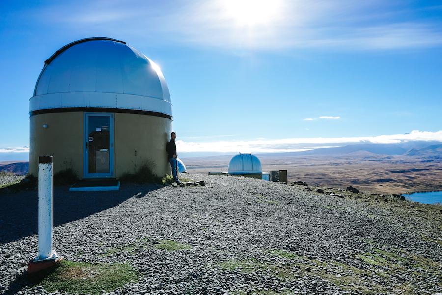 Mt John observatorium