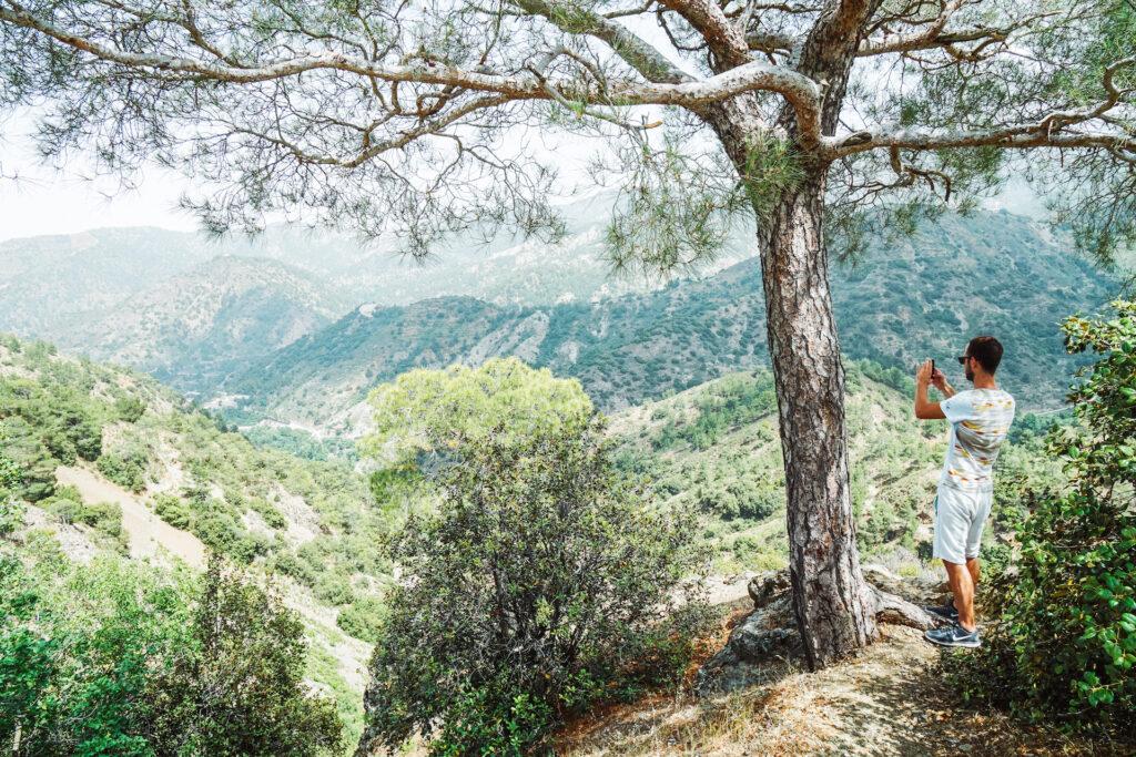 Wat te doen op Cyprus? Troodosgebergte
