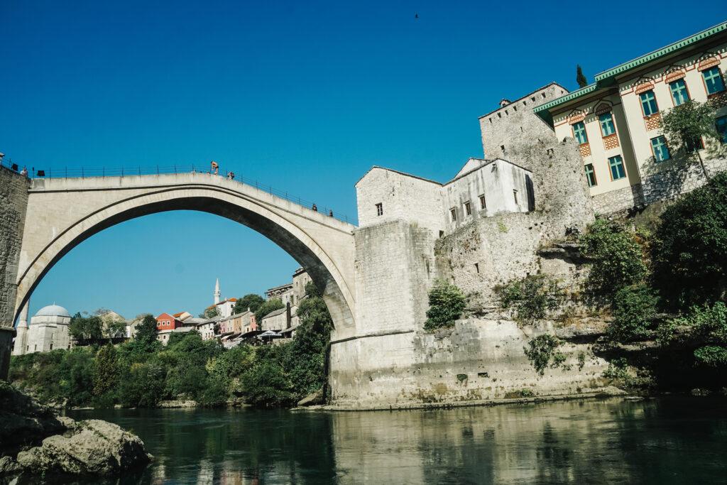 Bosnië & Herzegovina   Mostar Starimost