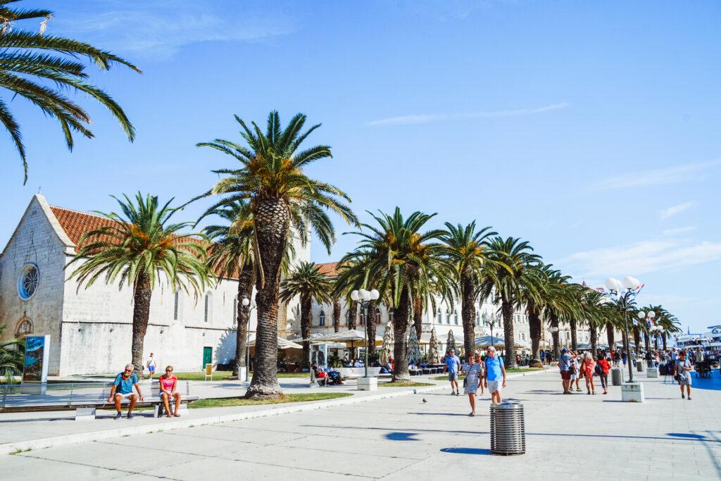 Boulevard Trogir