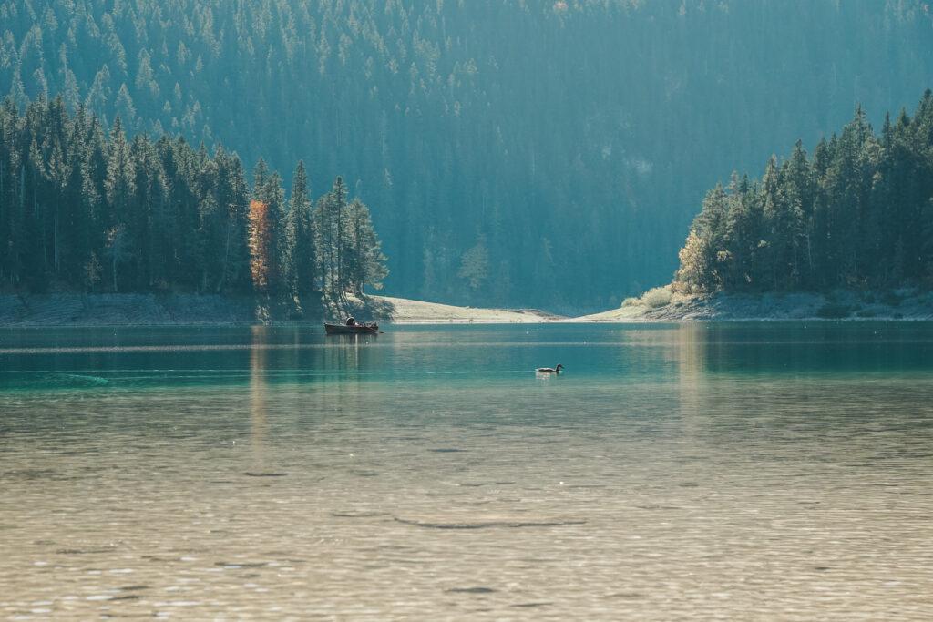 Durmitor black lake