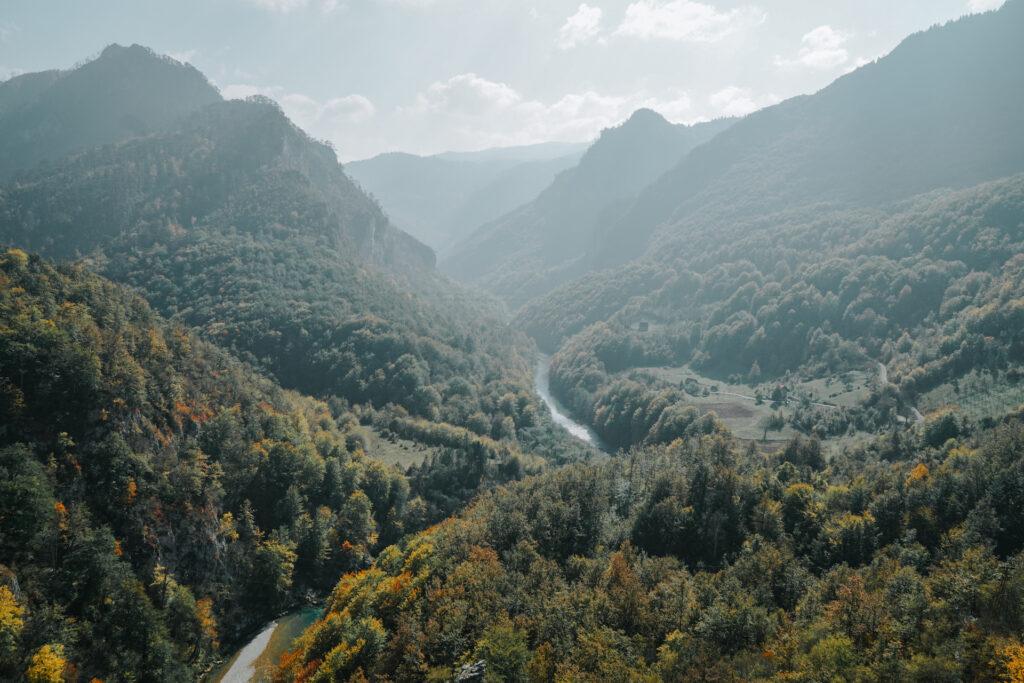 Tara kloof Montenegro