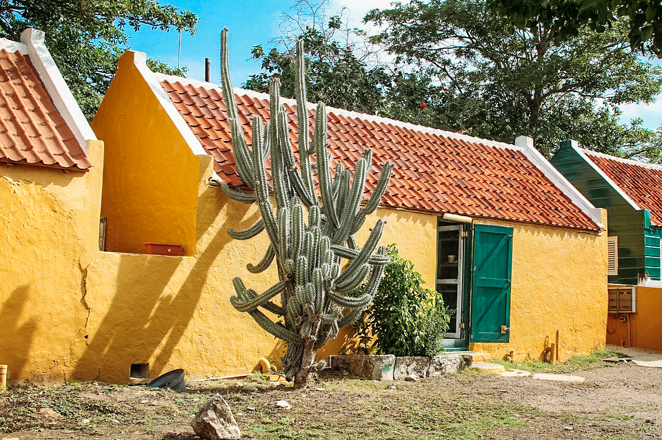 Landhuis Knip Curacao