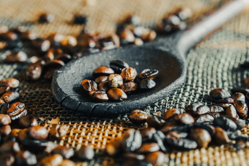 Koffieplantage Europa