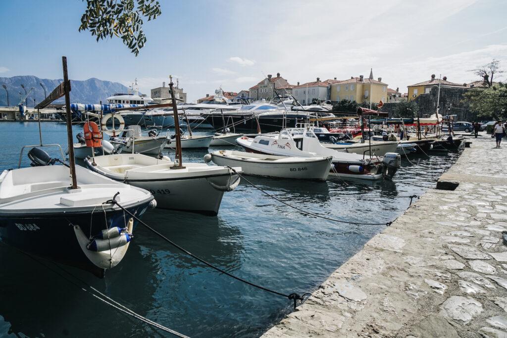 Route Montenegro