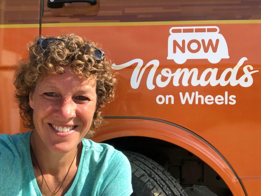 Diana Nomads on Wheels