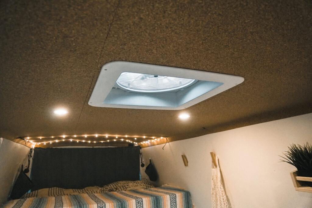 Kurk plafond