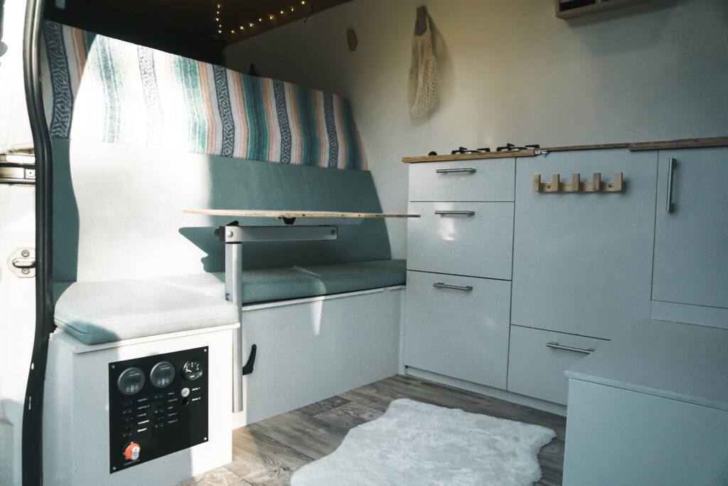 Volkswagen Crafter Camper Conversion