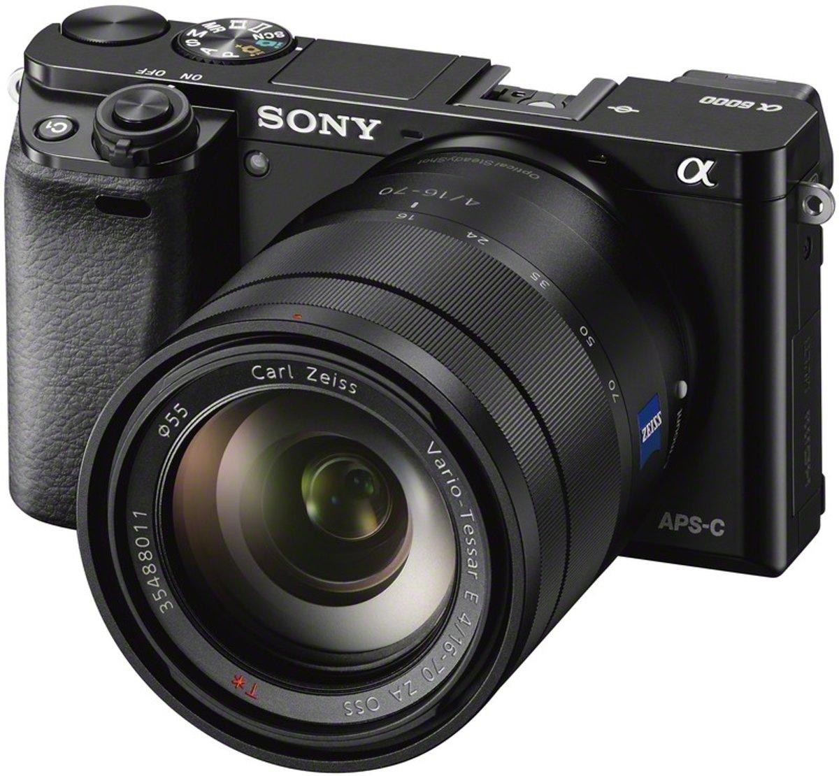 SonyA6000 met Zeiss 16-70 lens