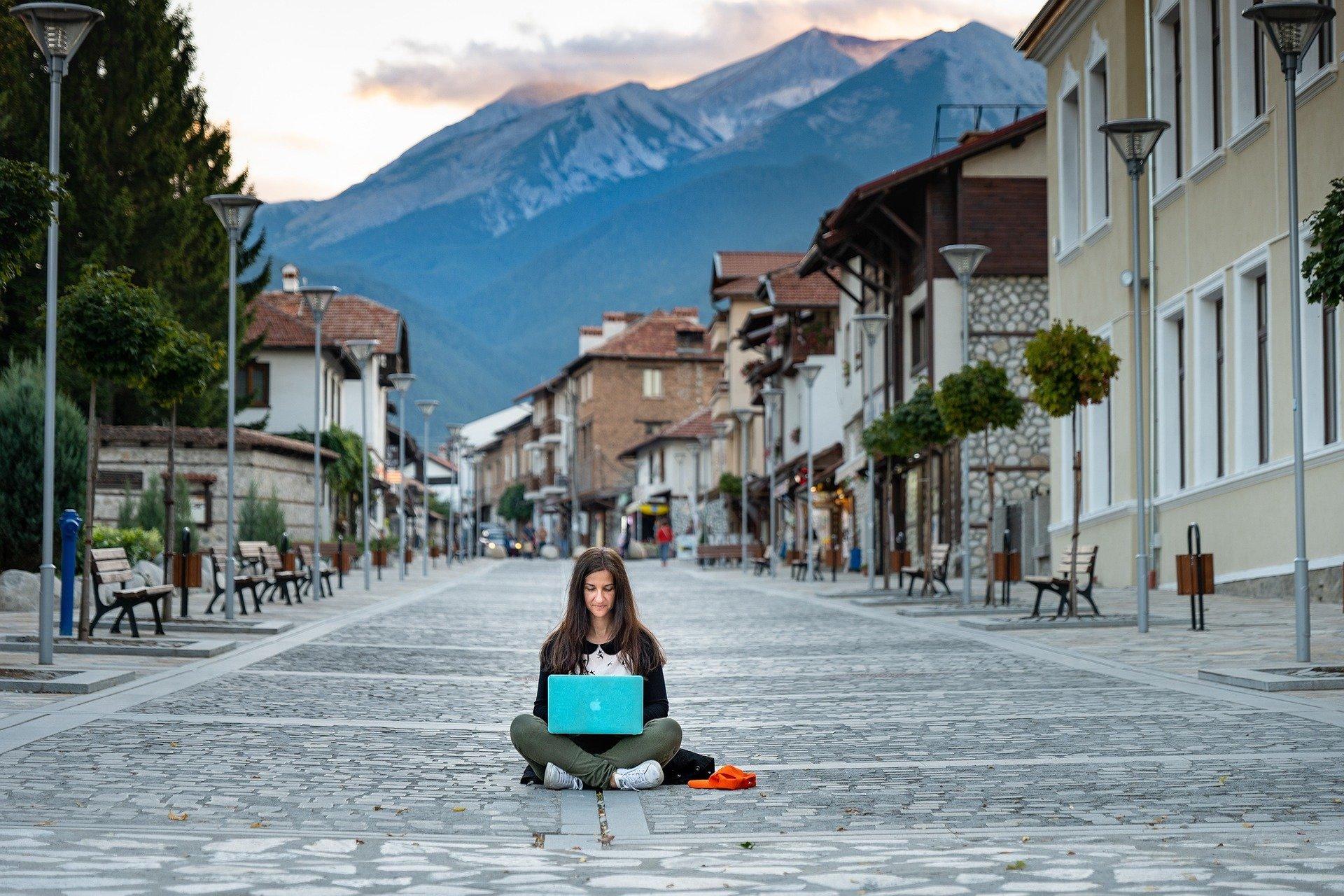 Pensioen opbouwen als digital nomad